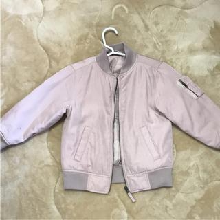 76392760130be ジーユー ブルゾン 子供 ジャケット 上着(女の子)の通販 28点