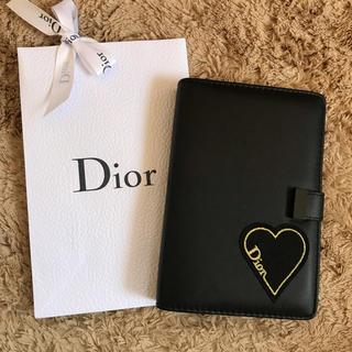 ディオール(Dior)のDIOR 非売品 システム手帳(手帳)