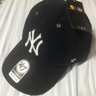 87b78236cea カーハート(carhartt)の 47 × carhartt NEW YORK YANKEES CAP NAVY(キャップ