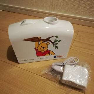 ディズニー(Disney)のノベルティー ディズニー くまのプーさん 加湿器 アート引越センター(加湿器/除湿機)