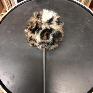 ドラムペダル用ビーター メーカー不明アニマルモフモフ(ペダル)