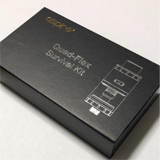 アスパイア(aspire)のaspire Quad-Flex Survival Kit(タバコグッズ)