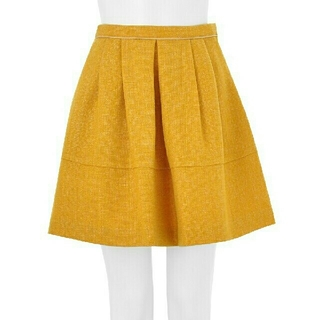 チェスティ(Chesty)の美品♡chesty チェスティ ツイードスカート(ひざ丈スカート)