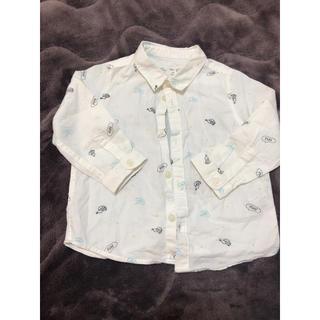 ZARA - zara baby★シャツ