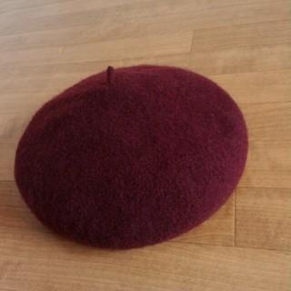 ケービーエフ(KBF)のKBF ウール ベレー帽   S1143(ハンチング/ベレー帽)