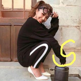 エイチアンドエム(H&M)の最終値下げ!新品未使用!大人気!H&M サイドラインレギンス♡♡♡(レギンス/スパッツ)