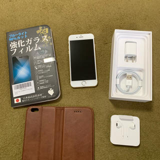 iPhone 6s Gold 128 GB Softbank (スマートフォン本体)