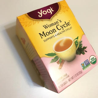 yogi tea♥新品未開封♥woman's Moon Cycle♥ハーブティー