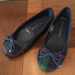 ラルフローレン(Ralph Lauren)のラルフローレン 靴 17センチ(スニーカー)