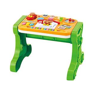 アガツマ(Agatsuma)のギフト、プレゼント上位☆ アンパン よくばりテーブル (知育玩具)