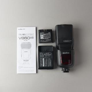 GODOX V860Ⅱ SONY用(ストロボ/照明)
