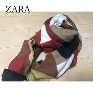 ザラ(ZARA)のZARA*大判ショール(マフラー/ショール)