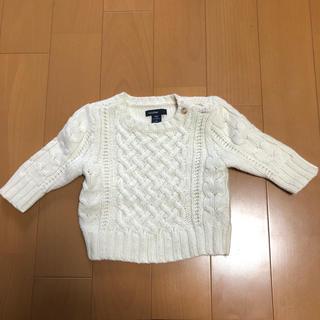 ベビーギャップ(babyGAP)のbaby gap☆ケーブルニット☆(ニット/セーター)