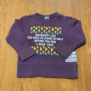 リトルベアークラブ(LITTLE BEAR CLUB)のLITTLE BEAR CLUB トレーナー 95(Tシャツ/カットソー)