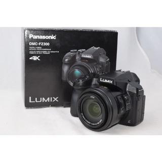 Panasonic - ☆ほぼ新品☆Panasonic LUMIX DMC-FZ300 ブラック