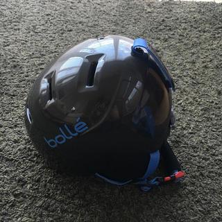 ボレー(bolle)のキッズヘルメット  bolle ジュニア スキー スノボード(アクセサリー)