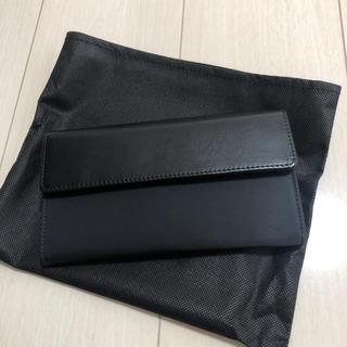 ムジルシリョウヒン(MUJI (無印良品))の無印良品 ヌメナイロンコンビ  ウォレット お財布(財布)