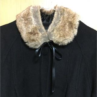 シマムラ(しまむら)のファーティペット(つけ襟)
