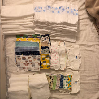 ニシキベビー(Nishiki Baby)の布おむつ エンゼル エンジェル スターターセット カバー(布おむつ)