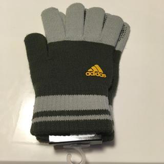 アディダス(adidas)のアディダス手袋③(手袋)