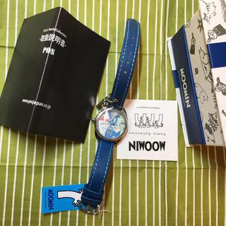 専用です☆新品 ムーミン 腕時計 レディース こども キッズ ニョロニョロ (腕時計)