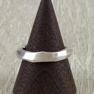 ガルニ(GARNI)のGARNI シルバーリング 16号(リング(指輪))