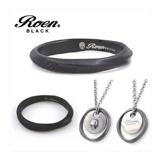 ロエン(Roen)のRoenBLACK リングandネックレス(リング(指輪))