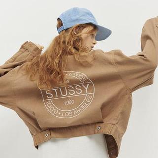ステューシー(STUSSY)のアウター(ミリタリージャケット)