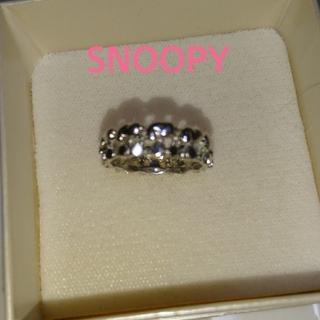 スヌーピー(SNOOPY)の値下げ!SNOOPY 指輪 14号 コメント1番の方(リング(指輪))