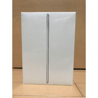 アップル(Apple)のおまけ付【新品・未開封】iPad 2018 128GB wifi シルバー(タブレット)