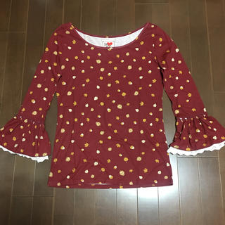 ハニービー(HONEY BEE)の新品 HONEY BEE シャツ(Tシャツ(長袖/七分))