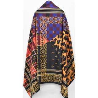 FACETASM - 新品 elephant TRIBAL fabrics 18AW ストール