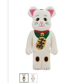 ベアブリックスカイツリー ソラマチ メディコムトイ・招き猫 着ぐるみ 1000%