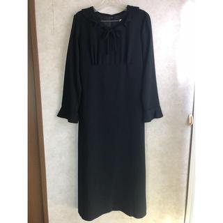 ブラックフォーマル マタニティ(礼服/喪服)