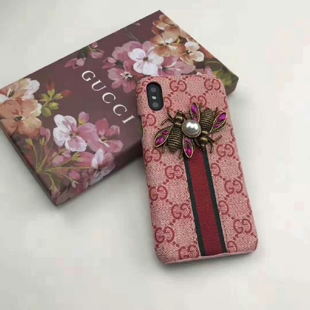 Iphone クリア | chrome hearts iphone7 カバー flower