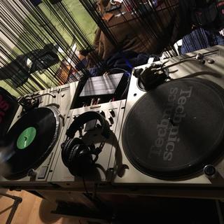 パナソニック(Panasonic)のTechnics DJ一式セット!(ターンテーブル)