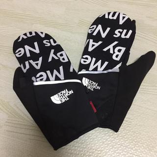 シュプリーム(Supreme)のsupreme ノースフェイス 手袋(手袋)