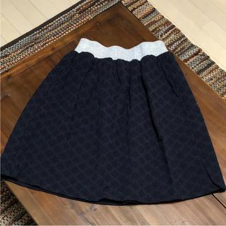 チャムス(CHUMS)のゴースローキャラバン  スカート(ひざ丈スカート)