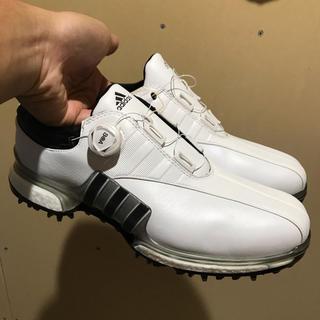 アディダス(adidas)のアディダス テーラーメイド ゴルフシューズ ツアー360ボア(シューズ)