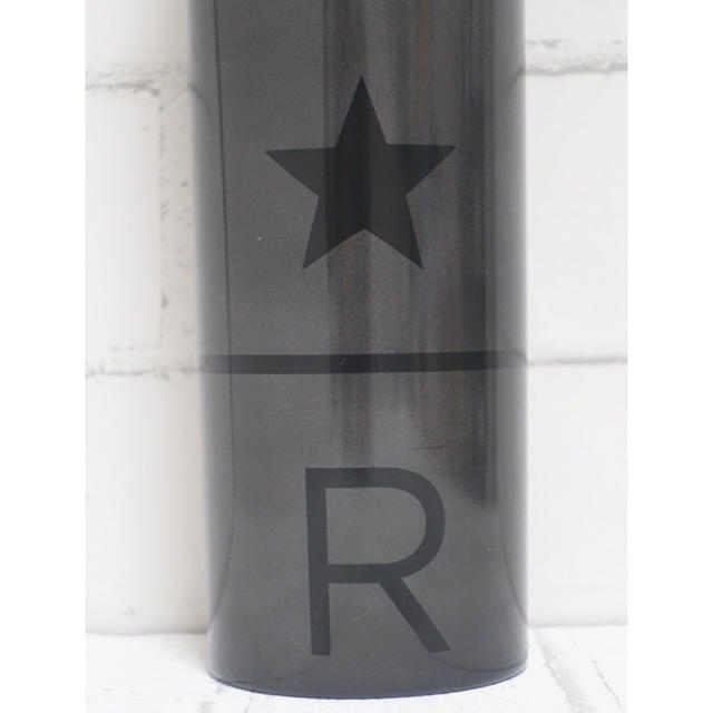 Starbucks Coffee(スターバックスコーヒー)のスターバックス リザーブ★/Rタンブラー海外限定(新品) インテリア/住まい/日用品のキッチン/食器(タンブラー)の商品写真