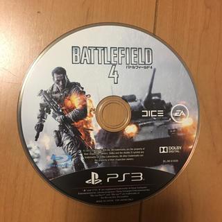 PlayStation3 - PS3 バトルフィールド4 動作確認済