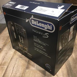 デロンギ(DeLonghi)のデロンギ✨未使用 マグニフィカS ECAM23120BN(エスプレッソマシン)