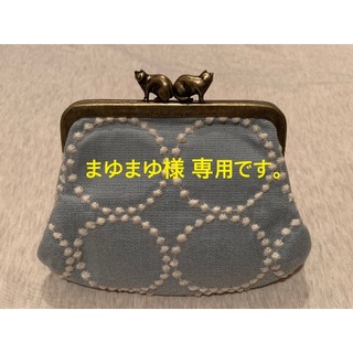 ミナペルホネン(mina perhonen)のタンバリン柄 カドルパース(財布)