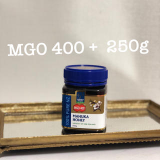 生活の木 - マヌカハニー  250g MGO400