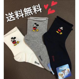 Disney - ミッキー 靴下 セット