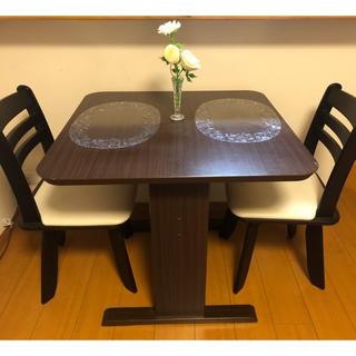 ニトリ マット ダイニングテーブルの通販 4点 ニトリのインテリア