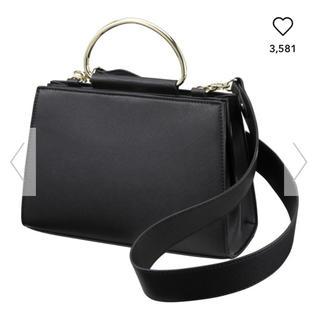 ジーユー(GU)のGU メタルハンドルバッグ 未使用(ハンドバッグ)