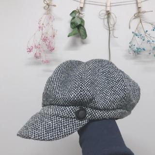 アクセサライズ(Accessorize)のキャスケット帽(キャスケット)