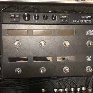 line6 HX effects 箱付 美品(エフェクター)