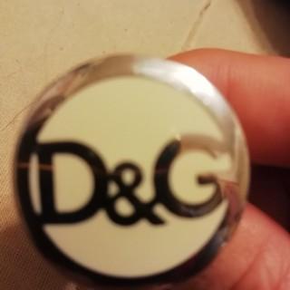 ドルチェアンドガッバーナ(DOLCE&GABBANA)の指輪(リング(指輪))